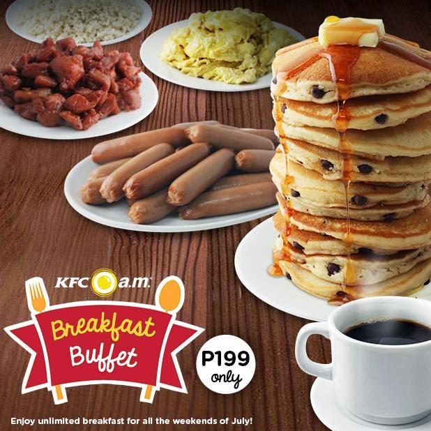 a day in the life of em kfc breakfast buffet rh emalejandrino blogspot com Breakfast Buffet Menu Breakfast Buffet Menu