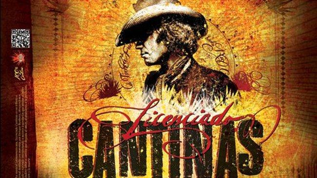 """Enrique Bunbury """"Licenciado Cantinas"""" algunas canc"""
