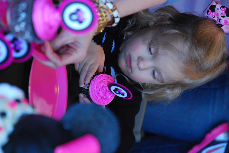 The Good Life Izzy S Minnie Mouse Birthday Party