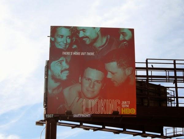 Looking season 2 HBO billboard
