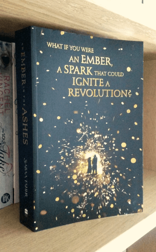 An Ember in the Ashes ARC