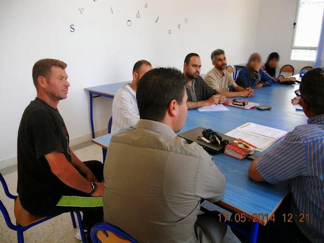 تأسيس فرع جديد لجمعية الشعلة للتربية والثقافة بمدينة العروي