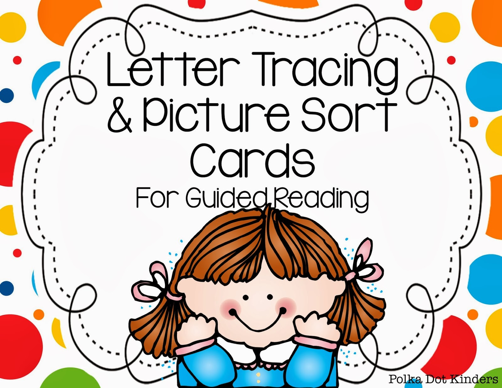 http://www.teacherspayteachers.com/Product/Guided-Reading-Word-Sort-Cards-Letter-Tracing-Book-952353