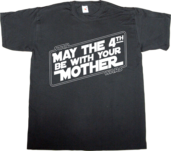 star wars fanboy geek mother fun t-shirt ephemeral-t-shirts