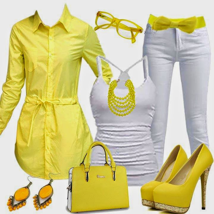 Outfits Sets For Ladies #4..