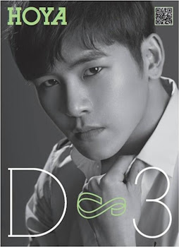 HOYA D-3 POSTER