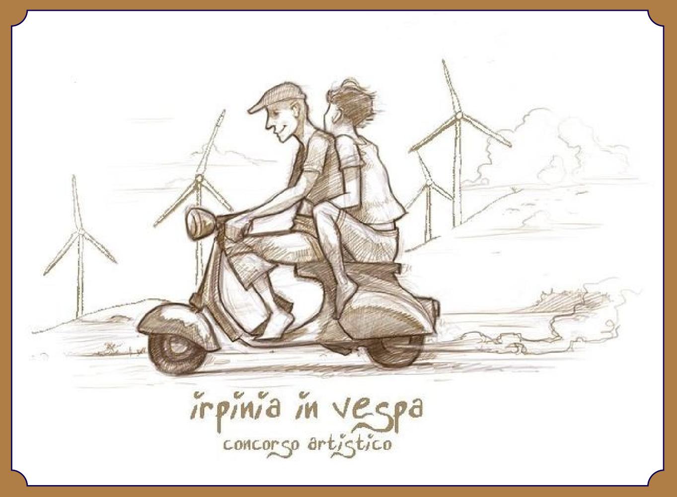 Irpinia in Vespa