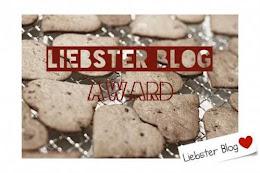 Mein erster Award ♥
