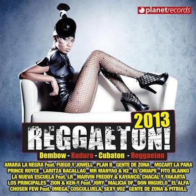 descargar VA – Reggaeton [2013]