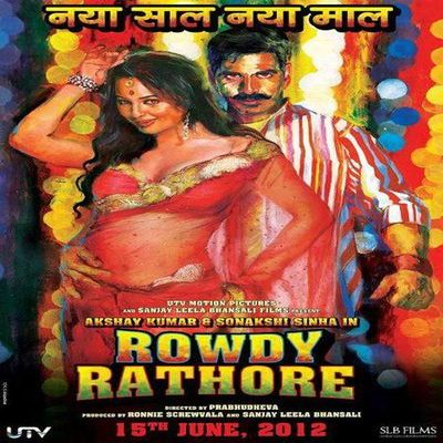 Rowdy Rathore Full Movie 3GP Mp4 HD Video Download