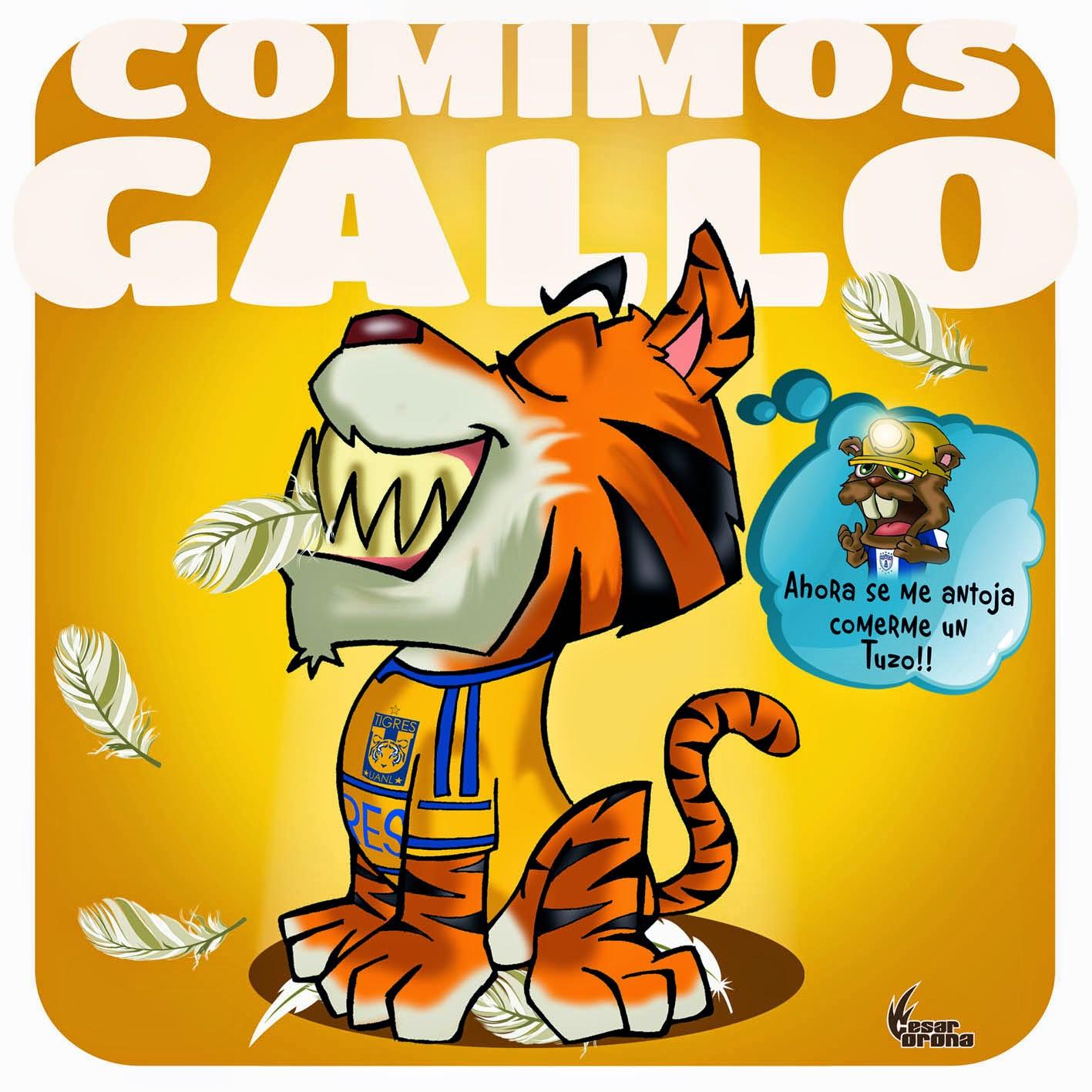 imagenes chistosas de monterrey contra tigres - Chistes para la AFICIÓN TIGRE Facebook