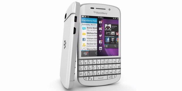 Spesifikasi dan Harga BlackBerry Q10 di Indonesia
