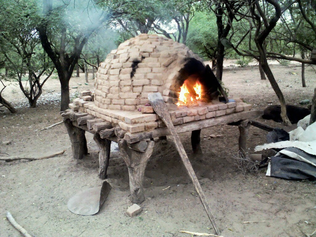 C mo hacer un horno de barro informaci n general para for Como construir un horno