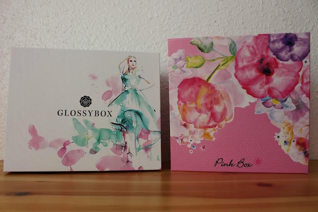 Unboxing Glossybox Pinkbox