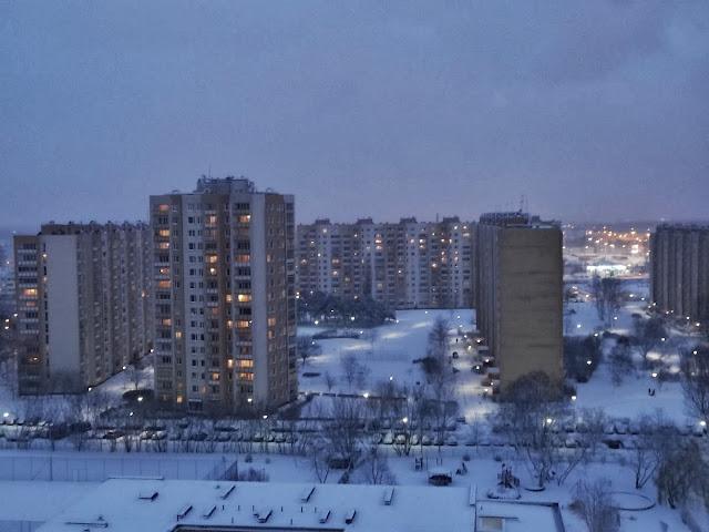 Zima na Witolinie ... nastała
