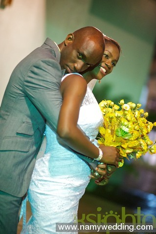 Pictures From Obiwon's Church Wedding & Reception. 11