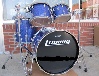 Ludwig Drum Set - Keystone Series