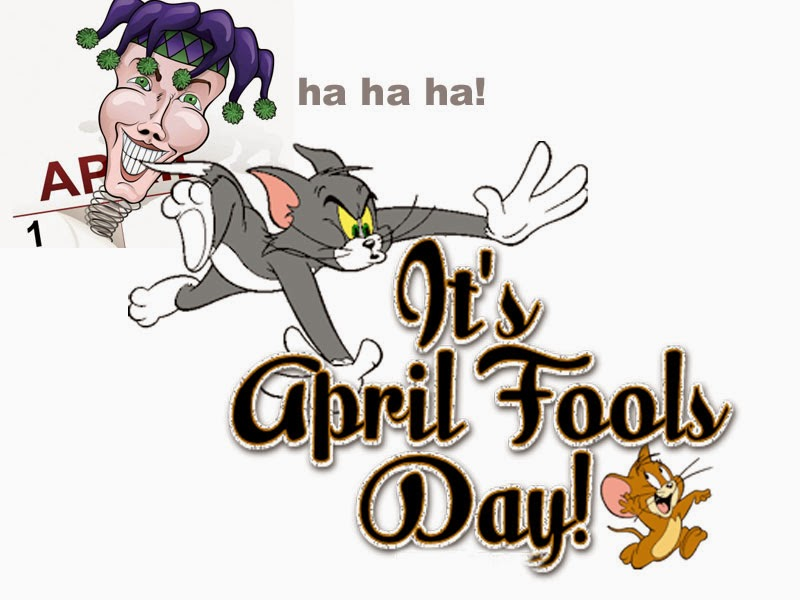April Fool Day Cartoon Wallpaper Free Download