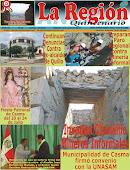 """Periódico""""La Región""""-  N° 32- Julio - 2012"""