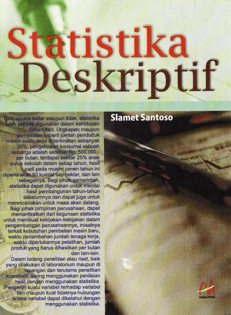 Penerbit: Ardana Media Yogyakarta (Mei 2009)