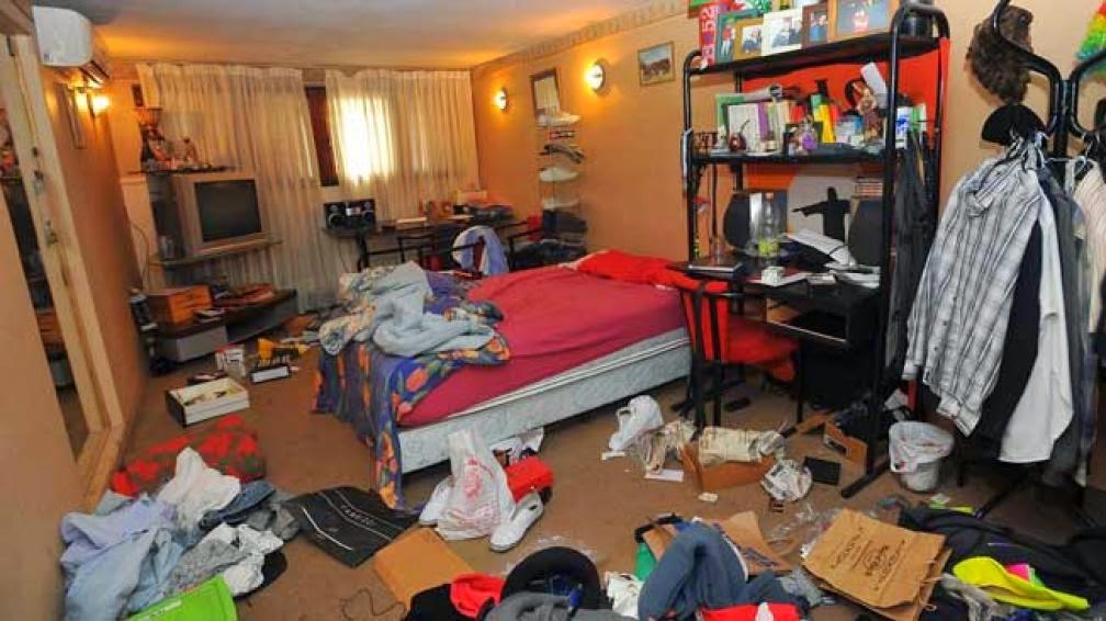 Paco encuentros psicolog a el desorden en casa - Como limpiar una casa muy sucia ...