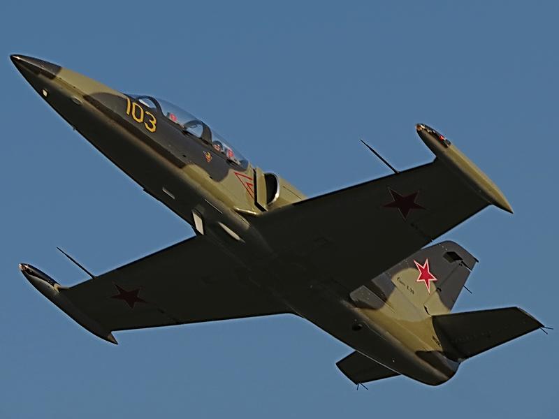 Um L-39 Albatros em terras catarinenses IMG_5672