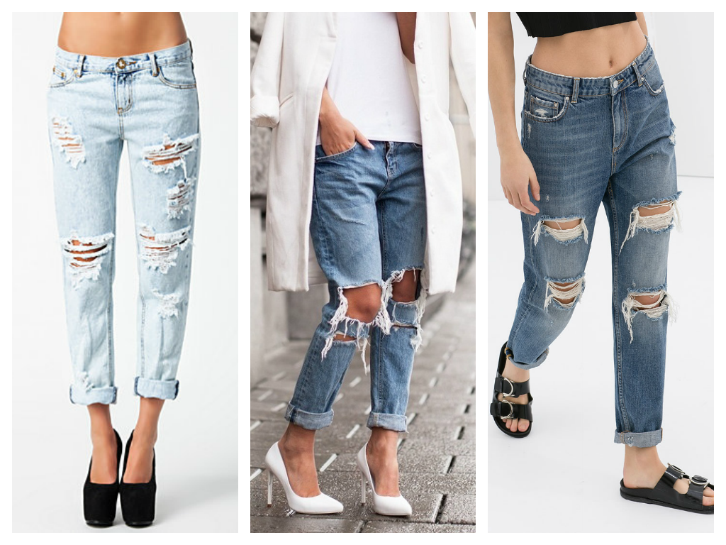 Passion for fashion, hair and beauty.: The perfect boyfriend jeans