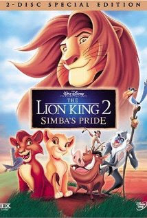 The Lion King II: Simba's Pride 1998 Hindi Dubbed Movie Watch Online