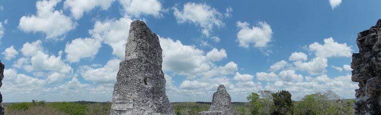 Zona Arqueológica Xpujil