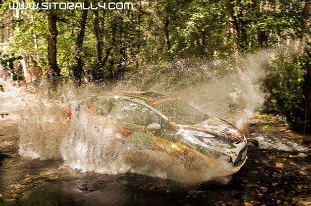 Rally Tierra de el Bierzo 2014
