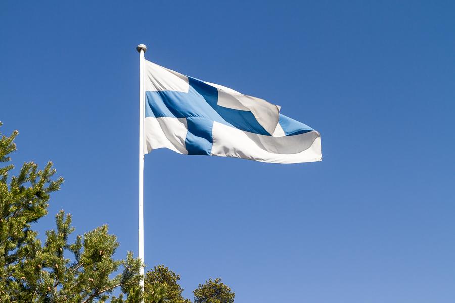 äitienpäivä suomenlippu