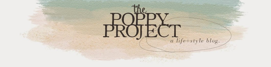 The Poppy Project | DIY home decor, Recipes and beauty