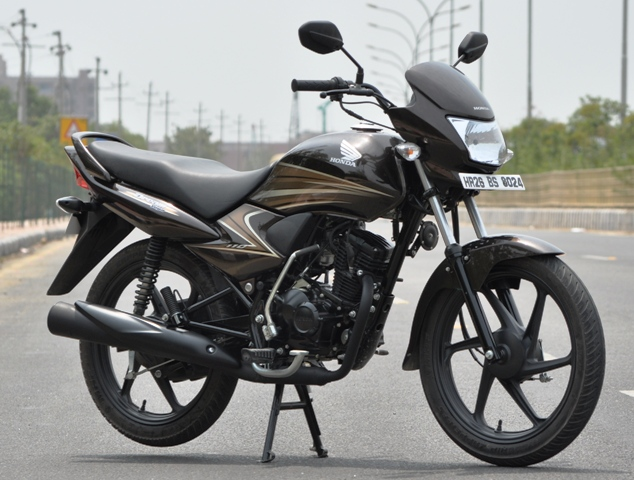 Honda Dream Yuga Honda Dream Yuga Side View