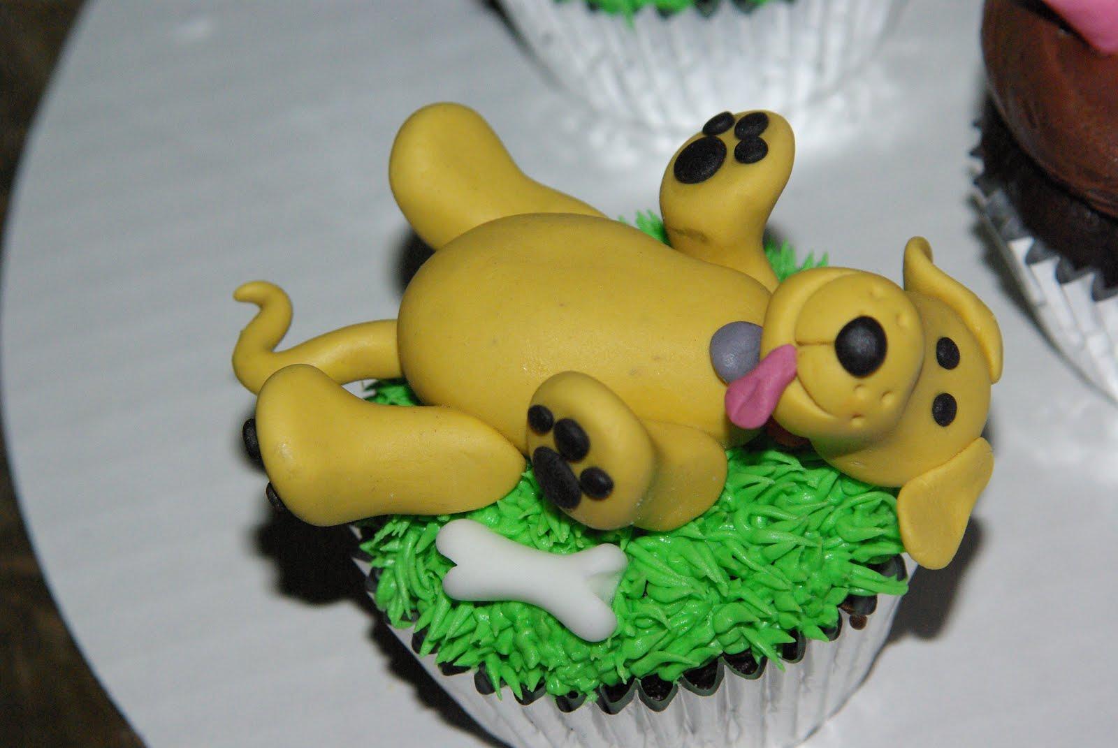 Ooh la la cakes by melissa farm animal cupcakes