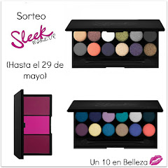Sorteo en Un 10 en Belleza