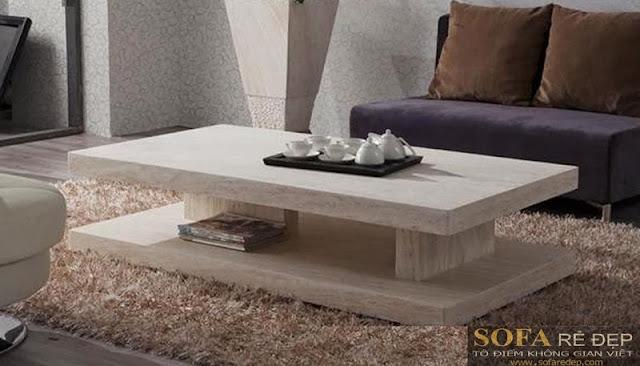 Bàn sofa gỗ BS038