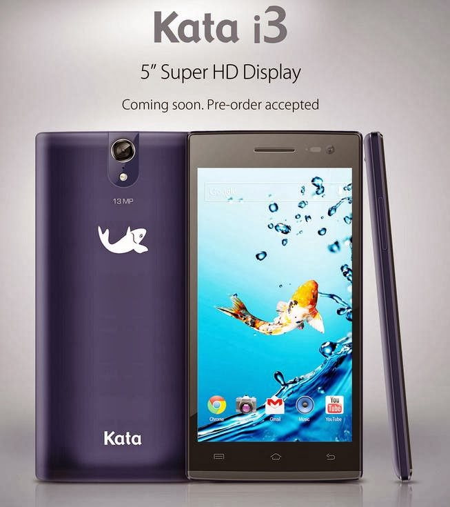 Kata Mobile Phone Android Specs