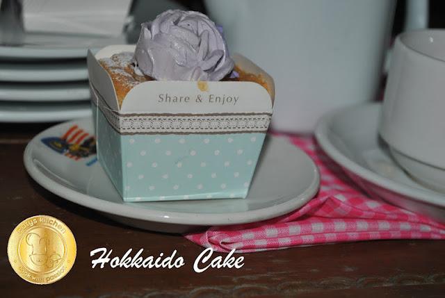 HOKKAIDO CAKE / KEK CHIFFON HOKKAIDO