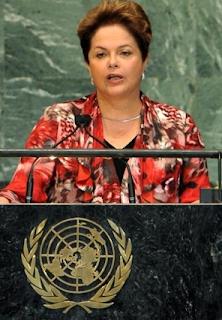 Presidente Dilma na ONU