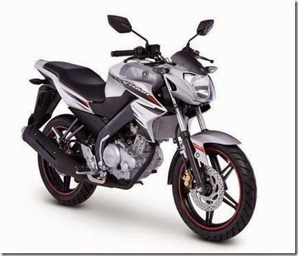 Yamaha Vixion Lightning 2014 White Flash (Putih)