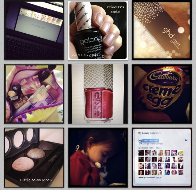 isa dora, gfc followers, instargram, essie, ghd, makeup,