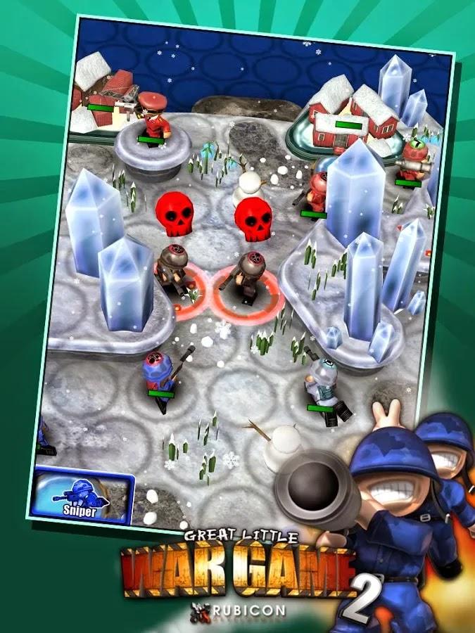 Great Little War Game 2 v1.0.9 Mod [Unlimited Money]