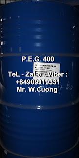 Carbowax polyethylene glycol PEG 400