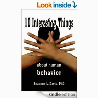 en Interesting Things About Human Behavior by Suzanne Davis