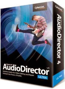 Download CyberLink AudioDirector Ultra 4.0 Build 3522 Multilingual Including Activator V4