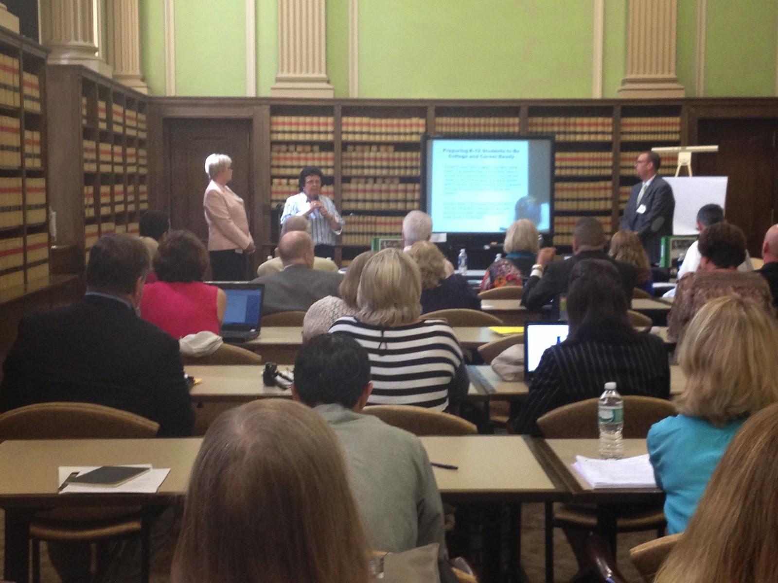 2014 School Library Summit in Albany, NY