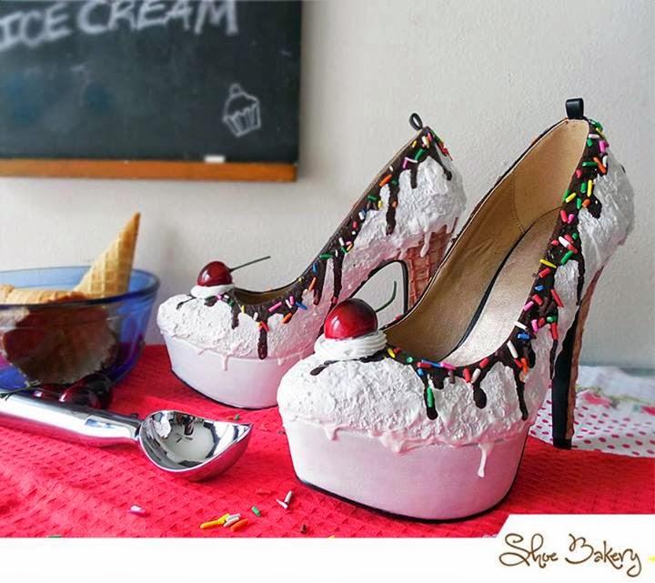 Desain Sepatu Unik