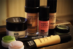 Make up forever: Sorteo de bienvenida!
