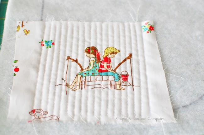 Handmade Baby Bibs {Quilt-as-you-go} : quilted baby bibs - Adamdwight.com