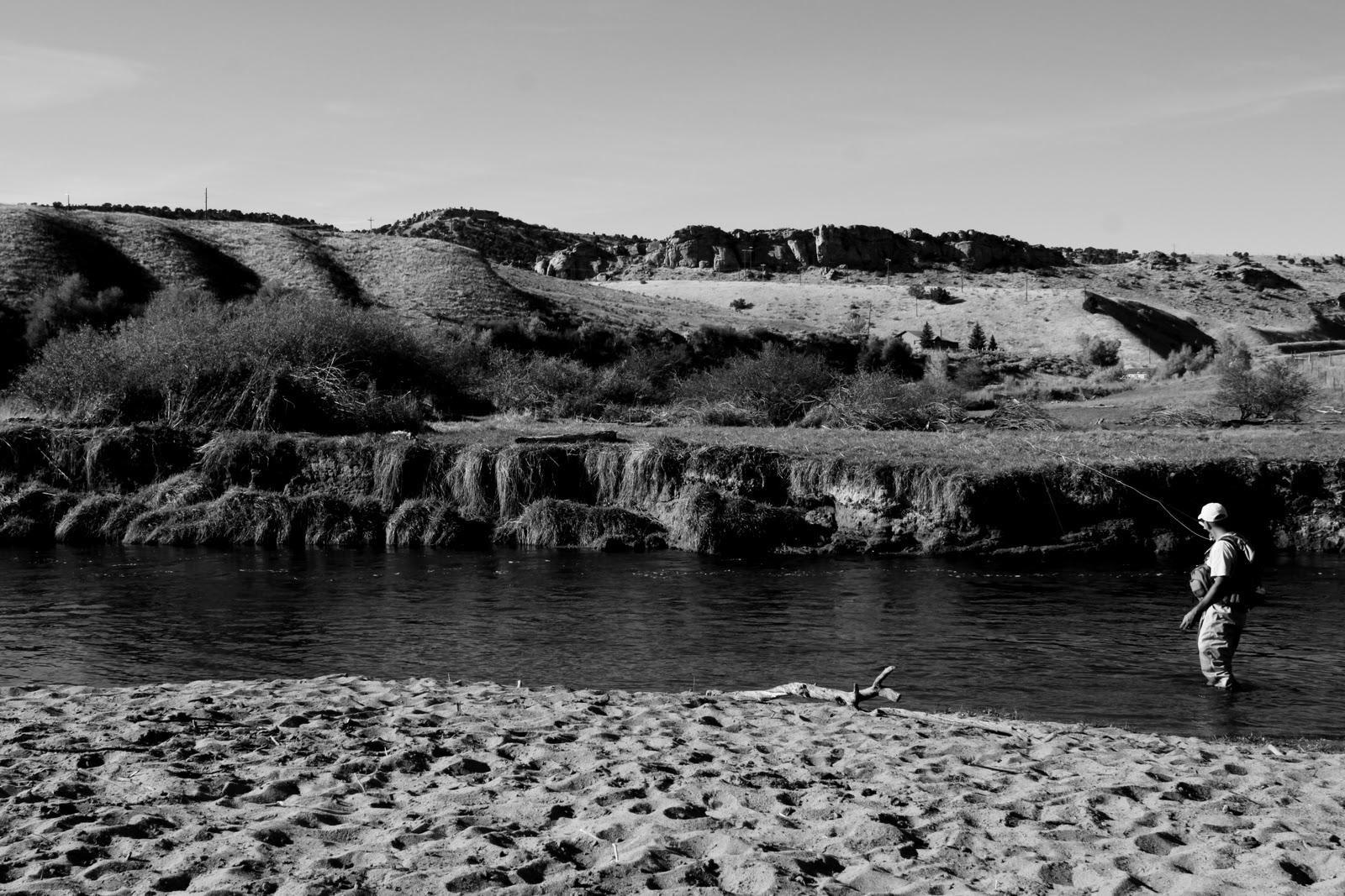 River tales weber river for Weber river fishing